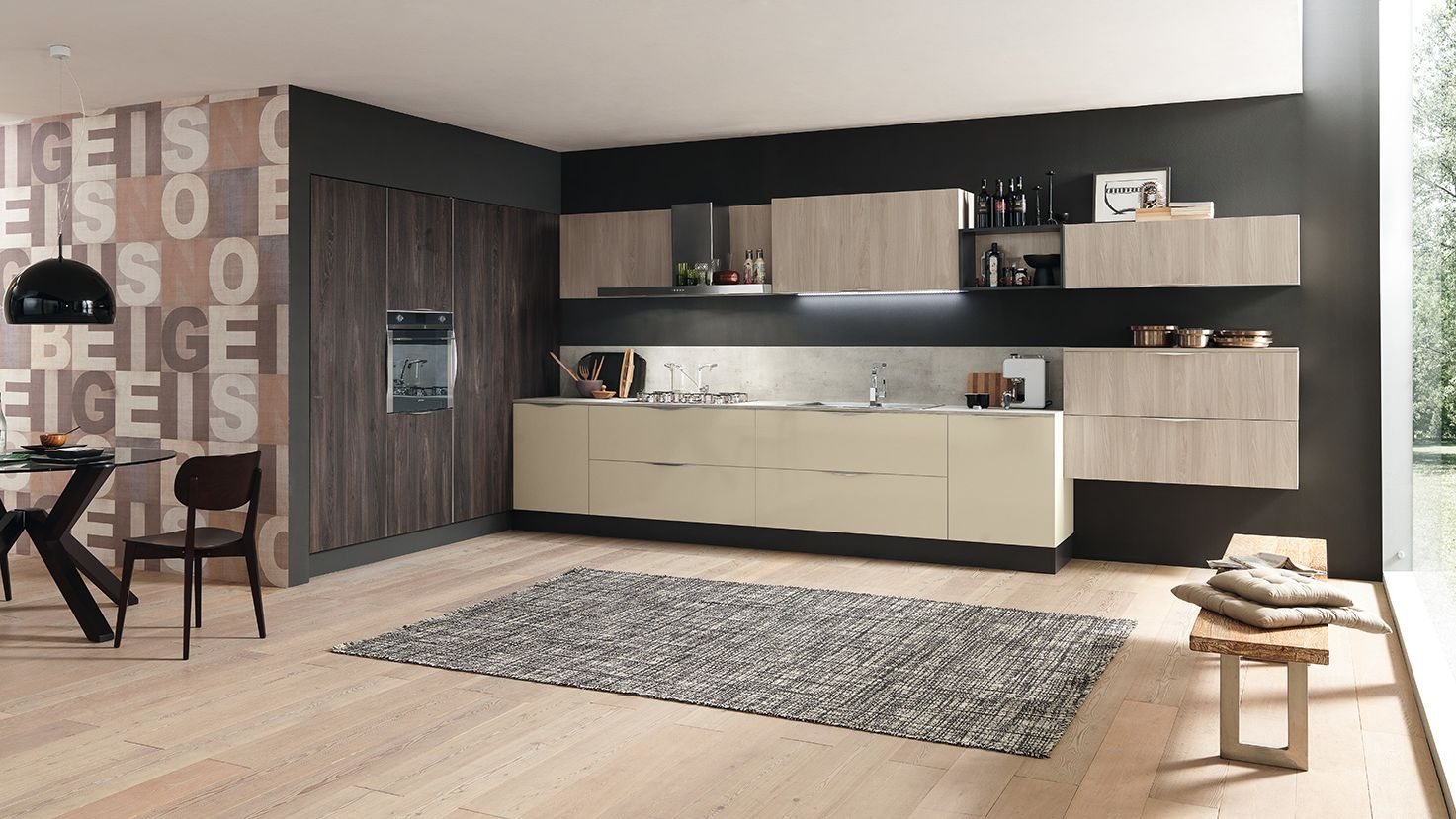 Cucina Moderna Febal.Mobili E Arredamento Cucina Febal Casa