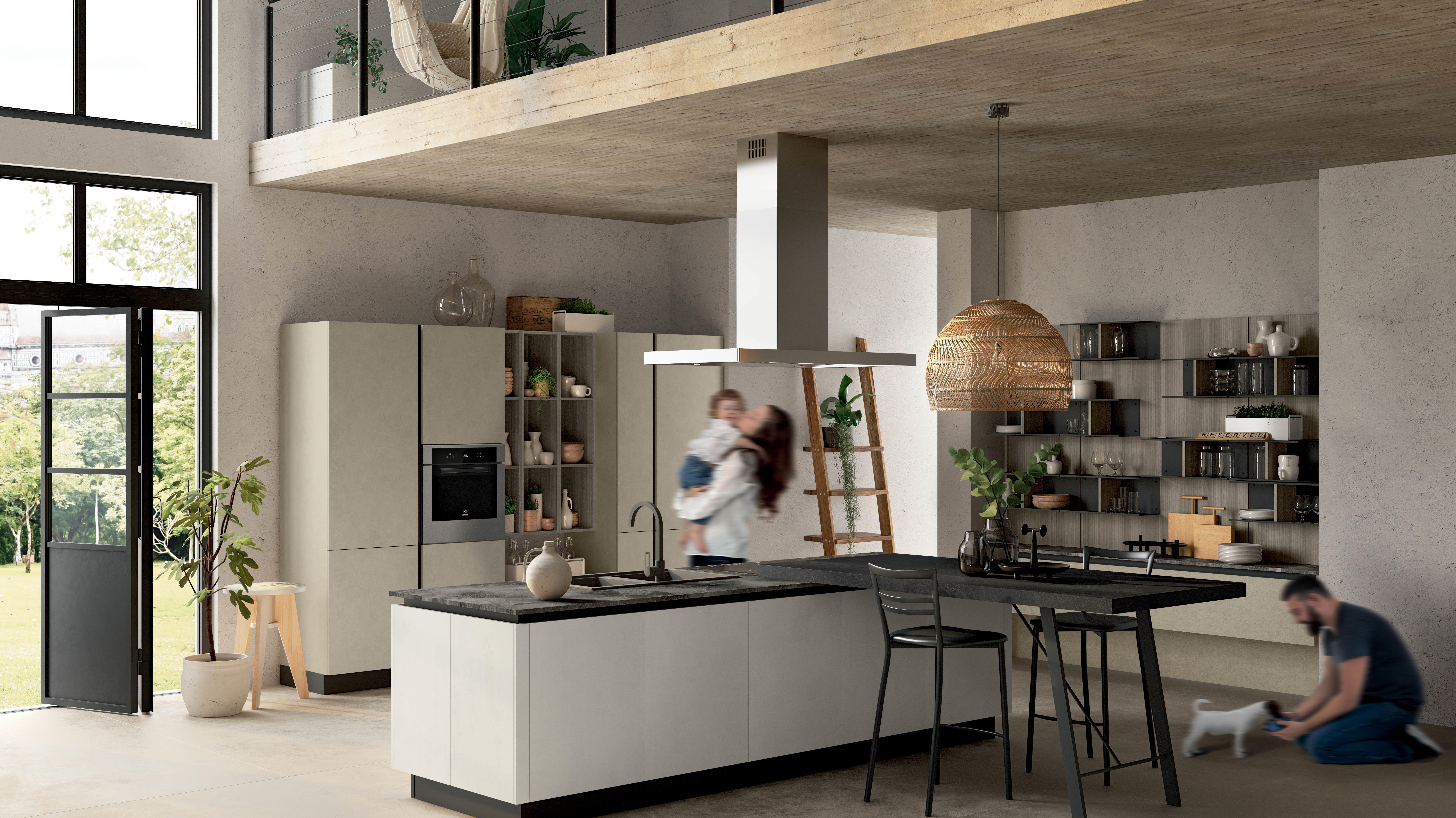 Febal Casa: cucine, soggiorni, divani, camere matrimoniali