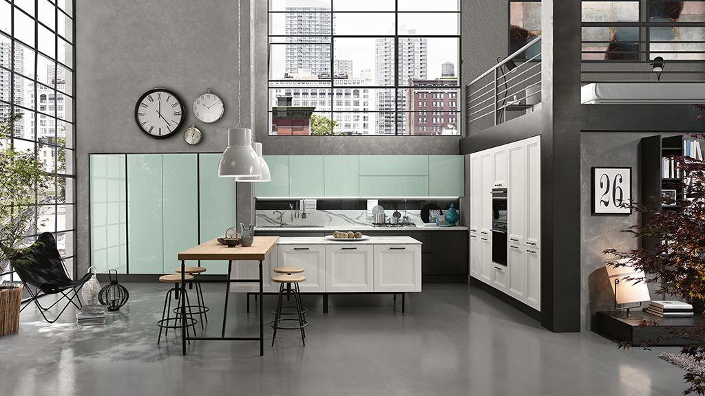 Mobili e arredamento cucina febal casa for Mobili spa