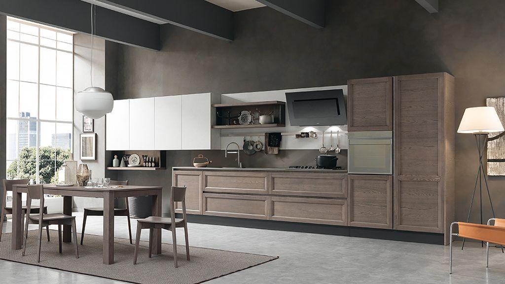 Mobili e arredamento cucina febal casa for Sedie contemporanee