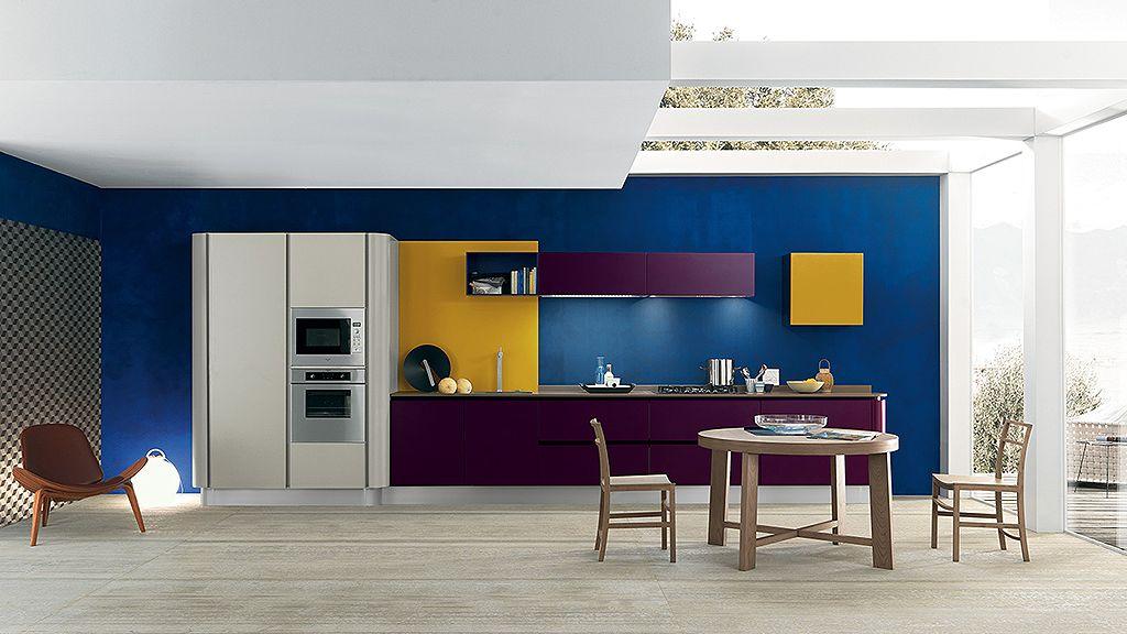 Cucine componibili complete moderne classiche contemporanee febal casa - Cucine febal opinioni ...