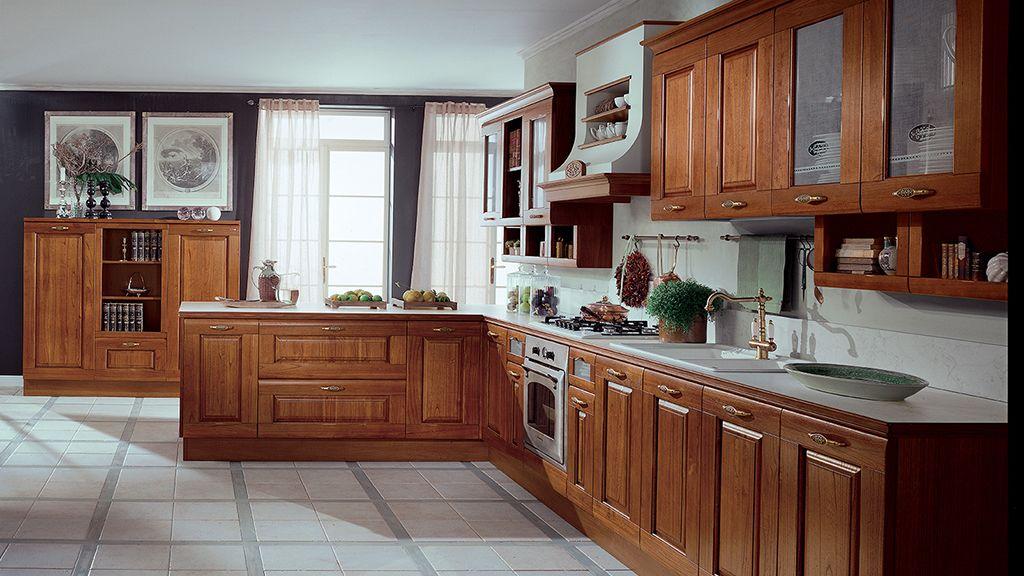 Cucina classica Rosa | Febal Casa