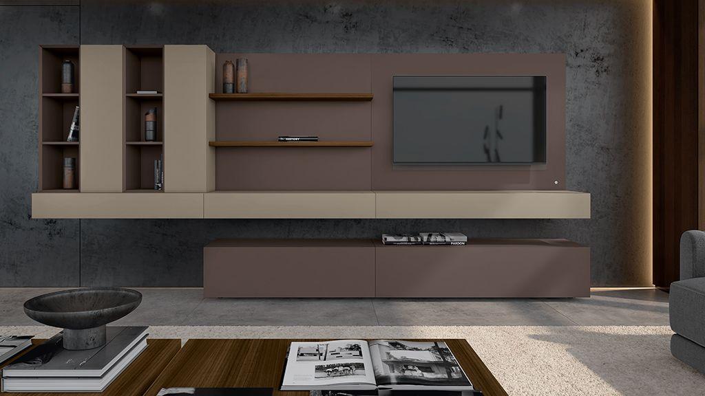 mobili per il soggiorno | librerie | mobili tv | pareti ...