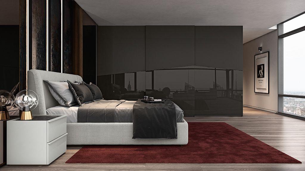 Camere matrimoniali complete moderne di design for Camere complete