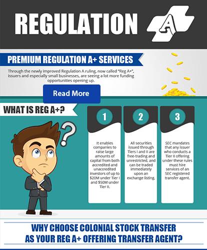 regulation a plus services