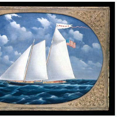 American Ship Paintings