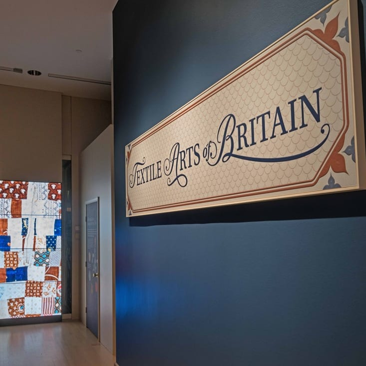 The Textile Arts of Britain