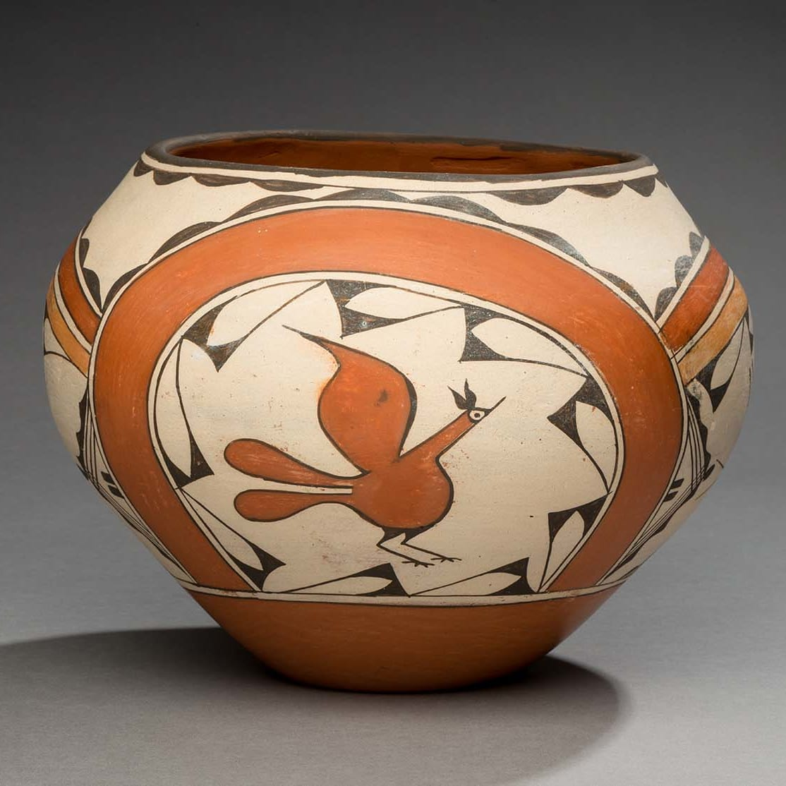 American Folk Pottery