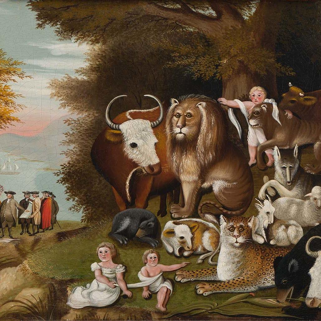 The Art of Edward Hicks