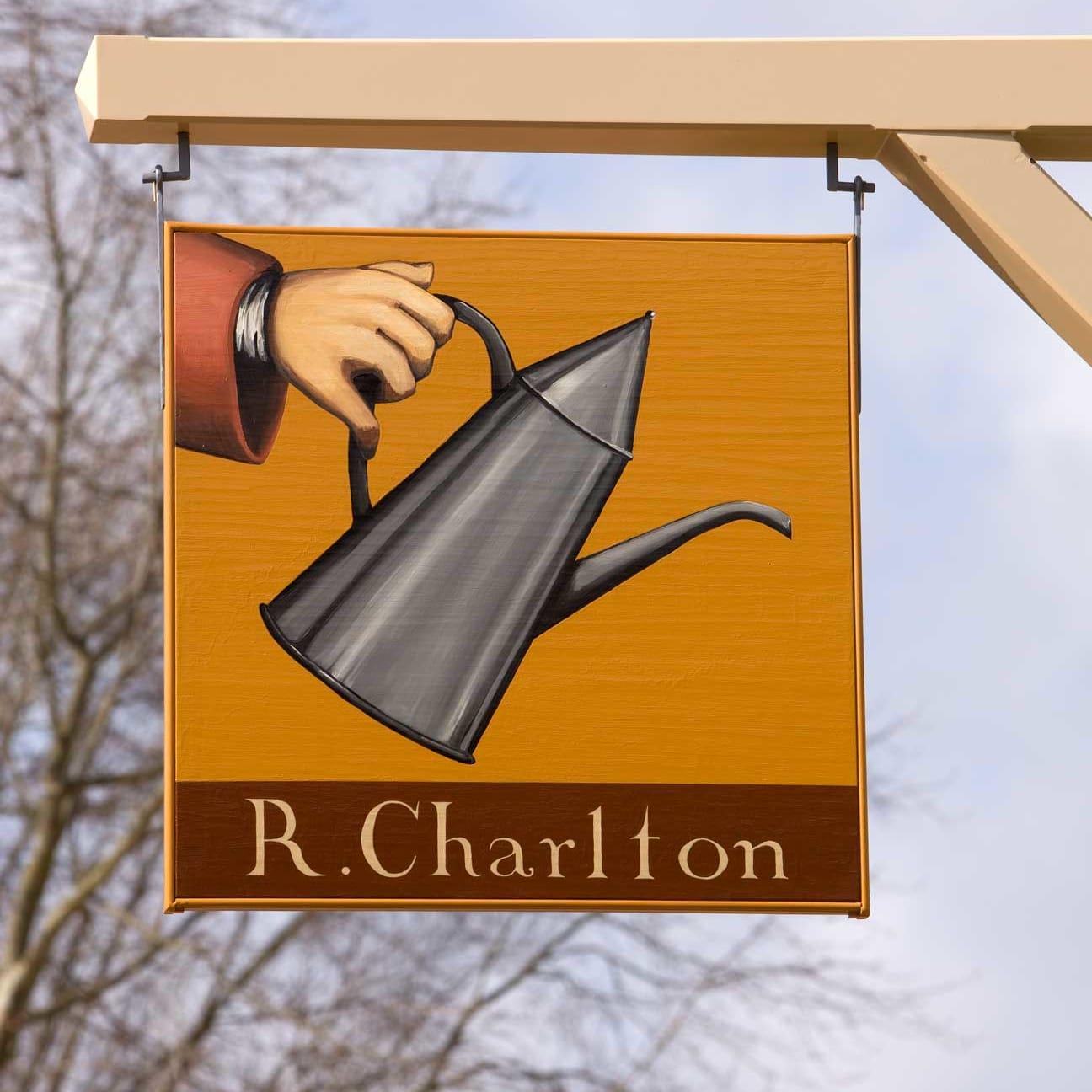 Rebuilding Charlton's Coffeehouse