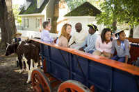 Colonial Williamsburg Itineraries