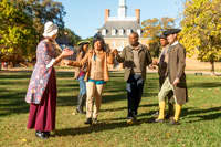 Get you tickets to Colonial Williamsburg today!