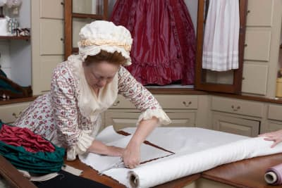 What was a colonial milliner?