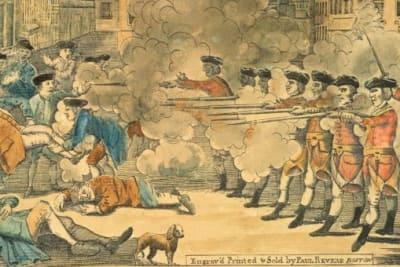 who won the boston massacre