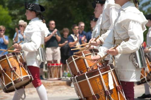 Fifes and Drums March