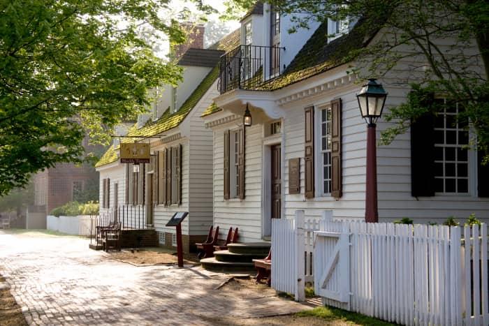 OGR Williamsburg Shields Tavern