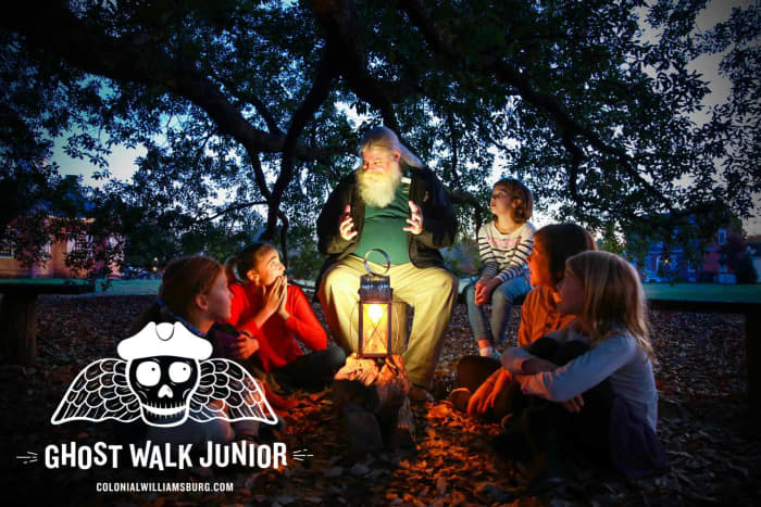 Official Ghost Walk Junior