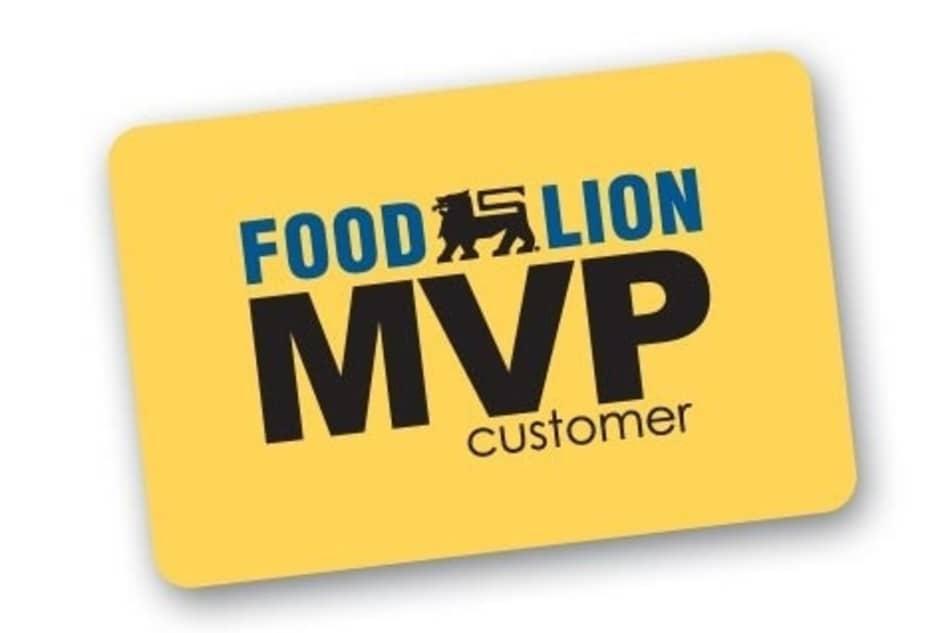 food lion mvp discount