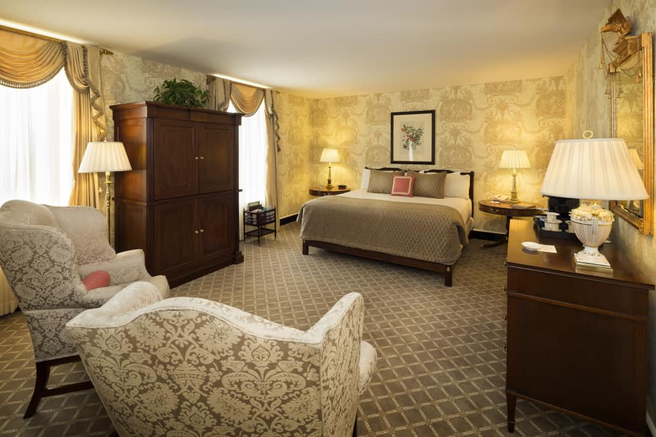 The Williamsburg Inn Luxury