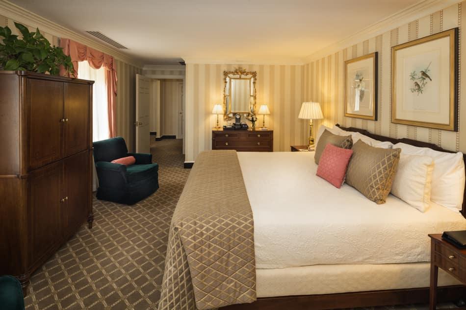 The Williamsburg Inn Junior Suite