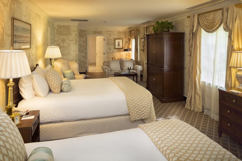Williamsburg inn - 2 bedroom hotel suites in williamsburg va ...