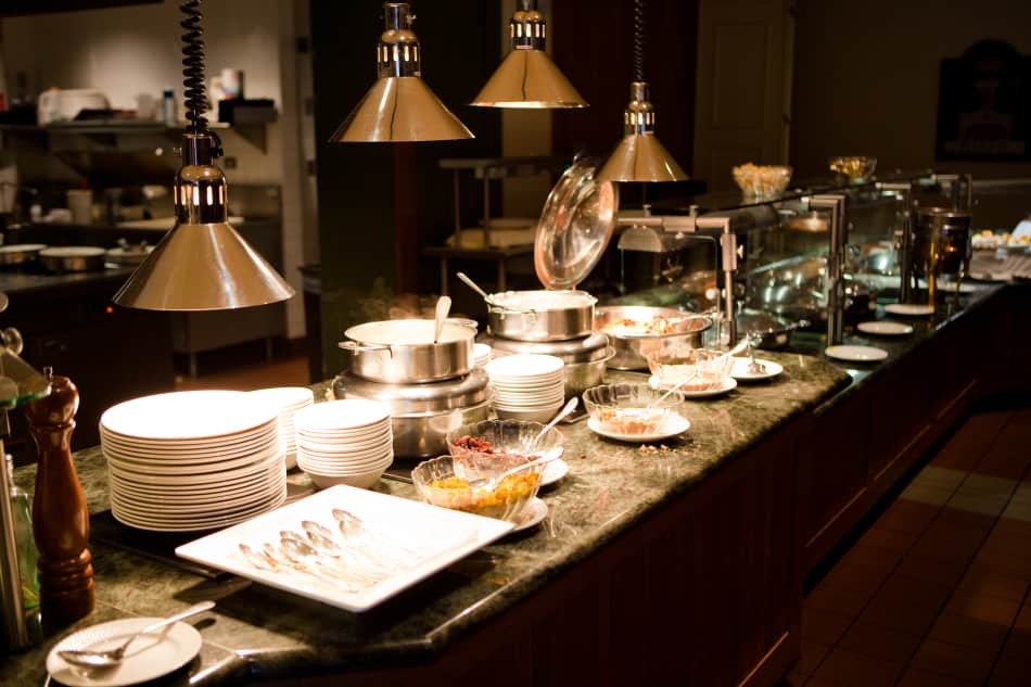 Buffets and Catering