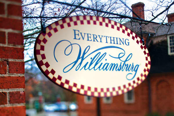 Everything WILLIAMSBURG