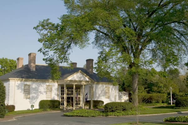 Golden Horseshoe Clubhouse and Golf Pro Shop - Gold Course