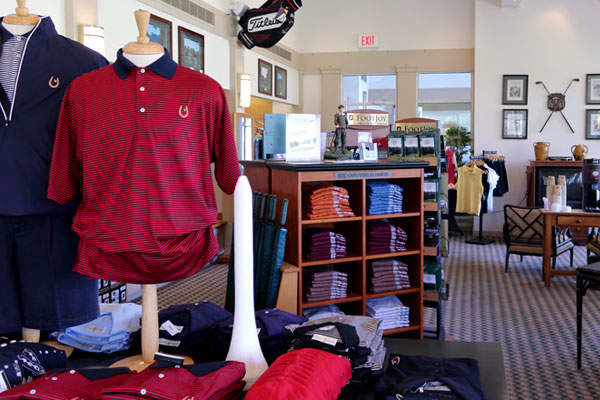 Golden Horseshoe Clubhouse and Golf Pro Shop - Green Course