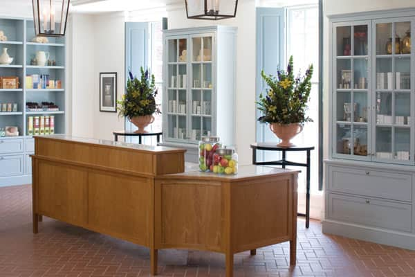 The Spa of Colonial Williamsburg