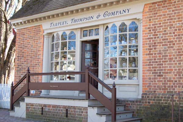 Tarpley, Thompson & Company