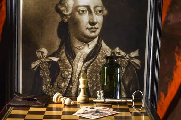 Colonial Williamsburg Escape Room: Escape The King