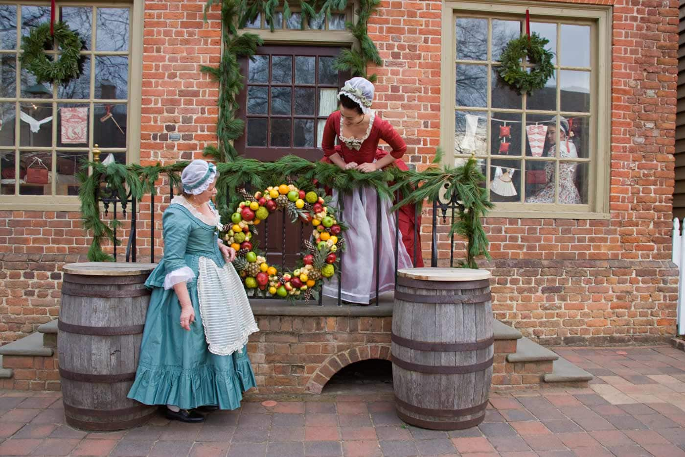 Talk of the Town: Christmastide