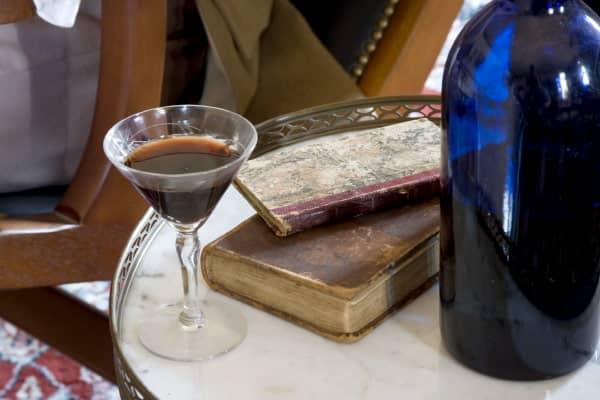 Thomas Jefferson Wine Dinner King's Arms Tavern