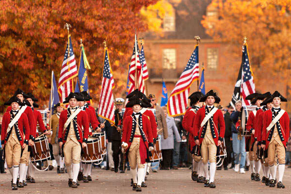 Veterans Day: A Military March Honoring America's Veterans