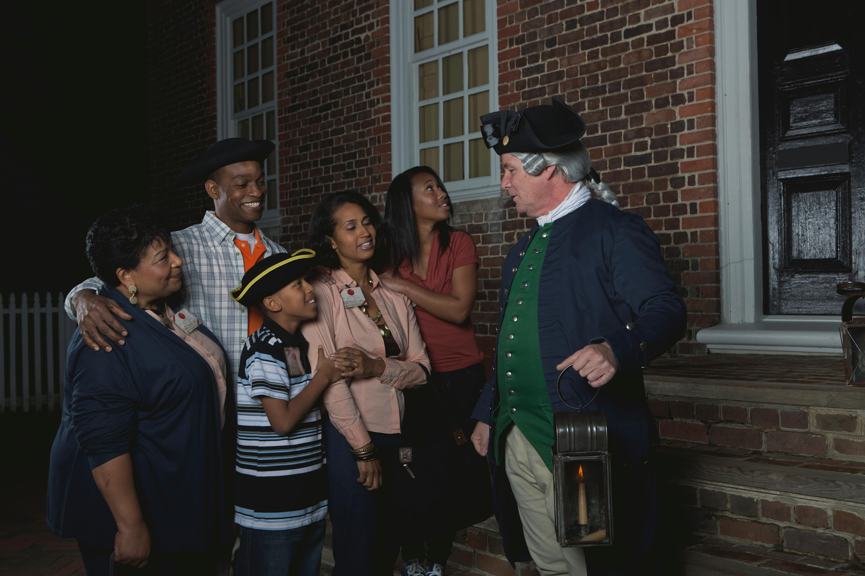 Official Colonial Williamsburg Ghost Walk