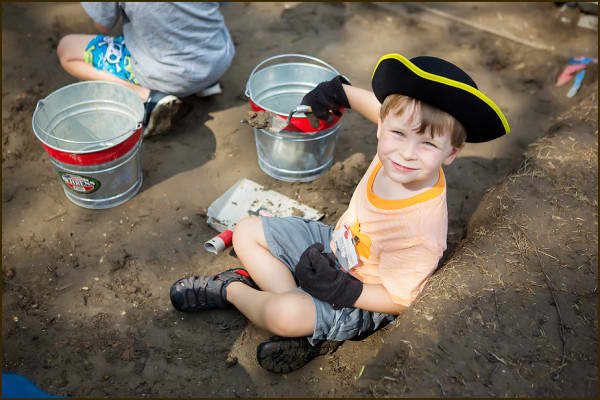 DIG! Kids, Dirt & Discovery