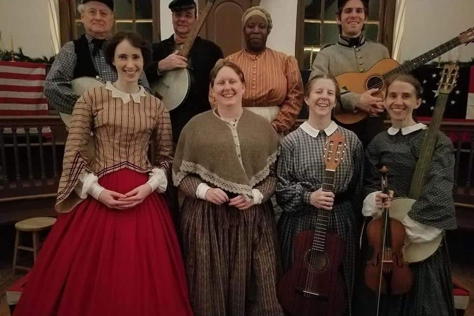 An Un-Civil Christmas: Music of Civil War Williamsburg