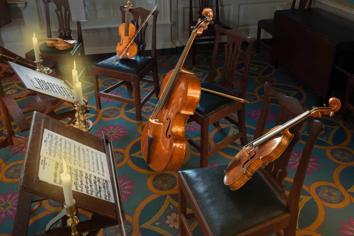Palace Concert: Instruments from the Collection
