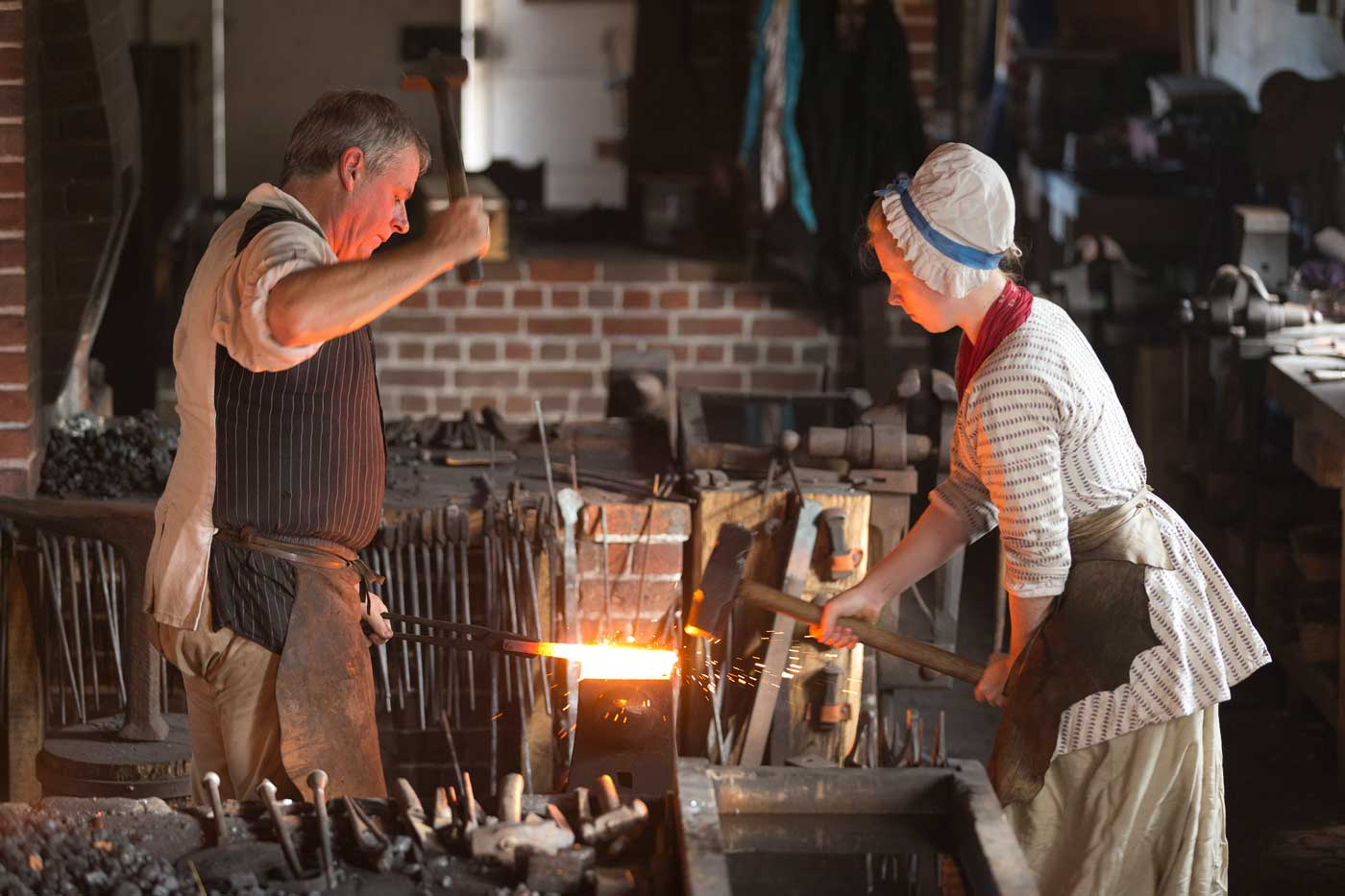 Anderson Blacksmith Shop and Public  Armoury