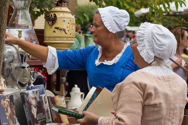 Colonial Williamsburg Auction