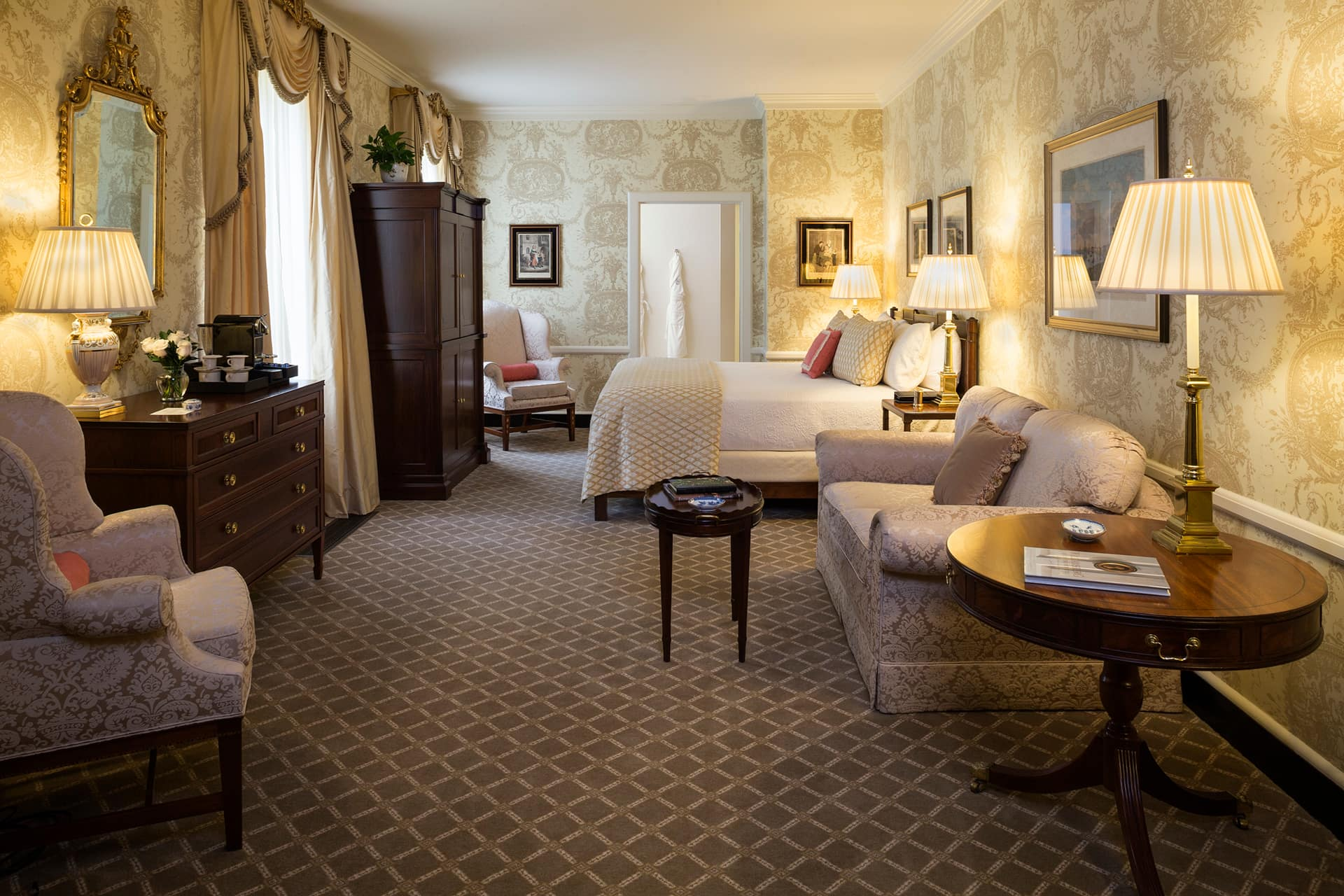 The Williamsburg Inn Superior