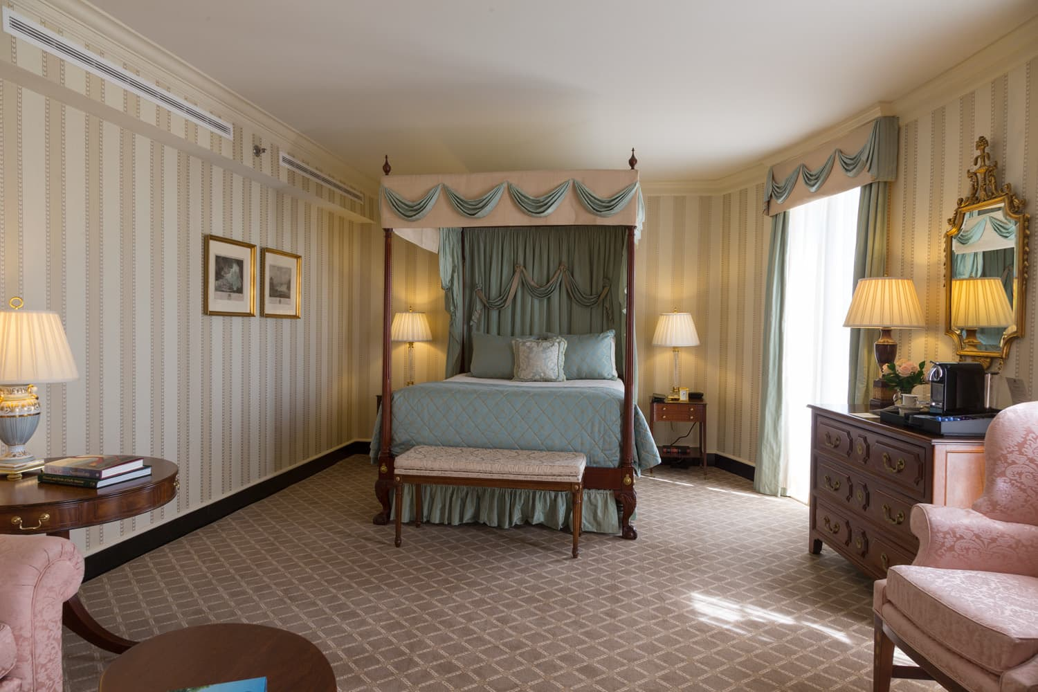 The Williamsburg Inn Resort Suite