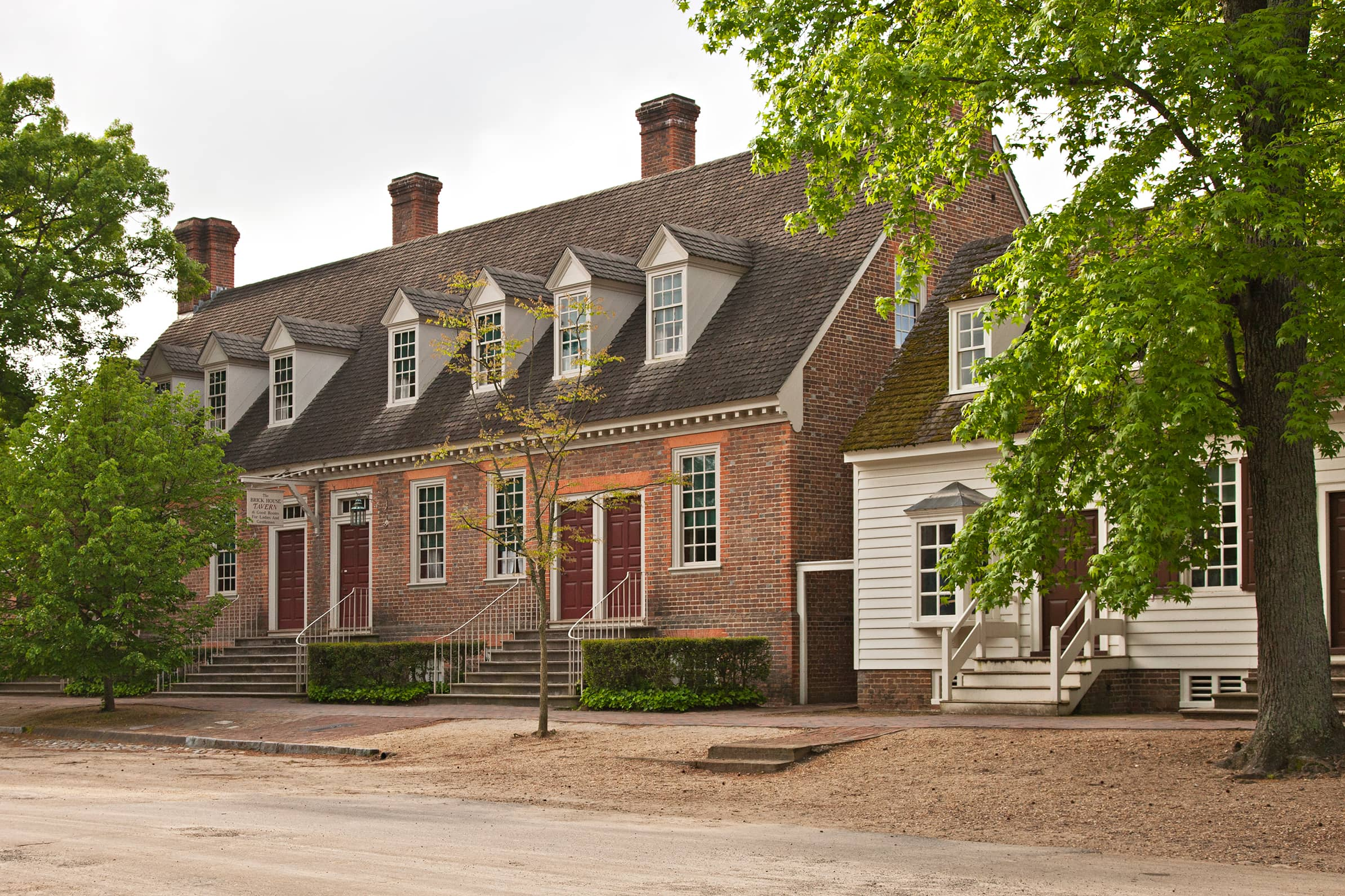 The Brick House Tavern