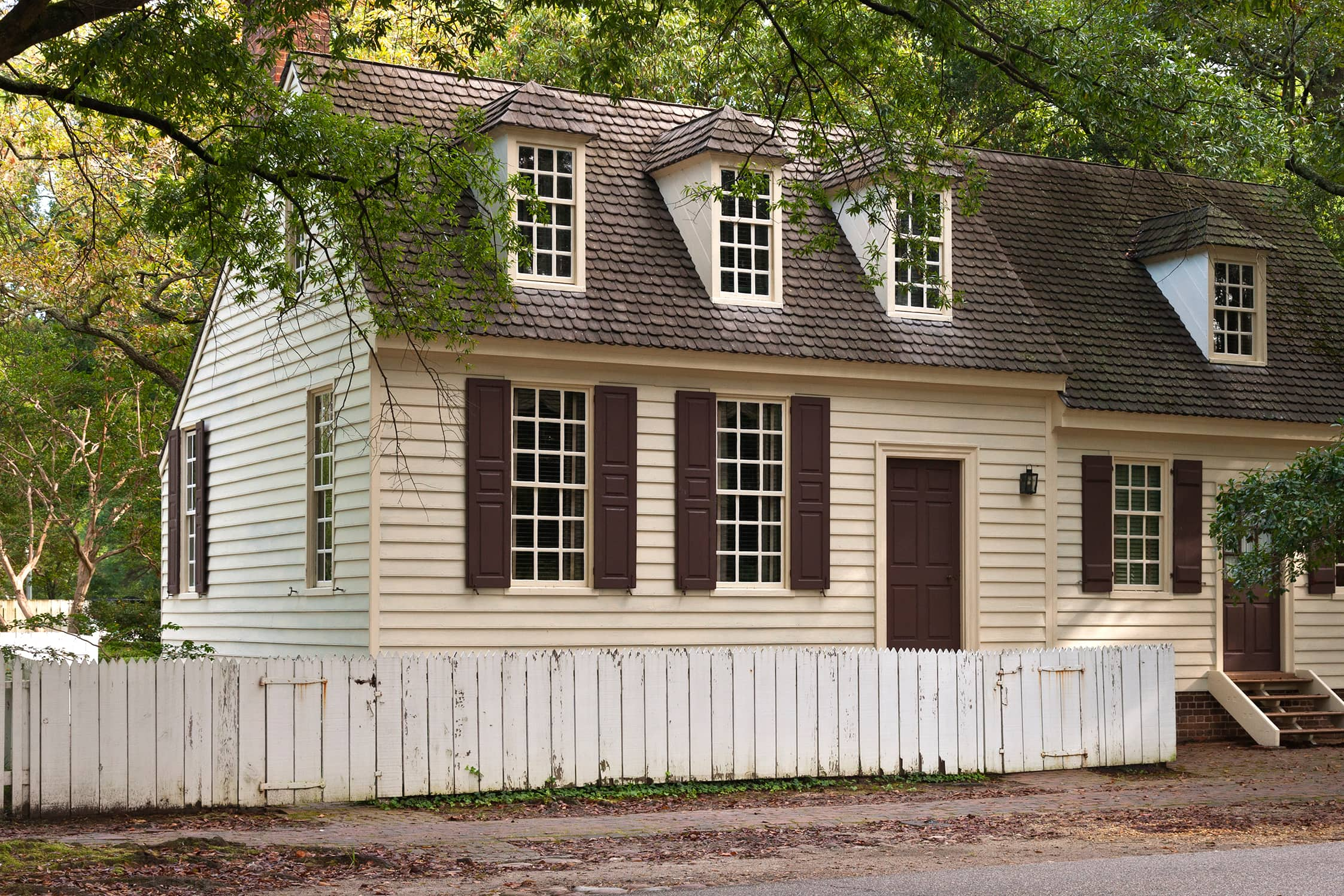 The George Jackson House
