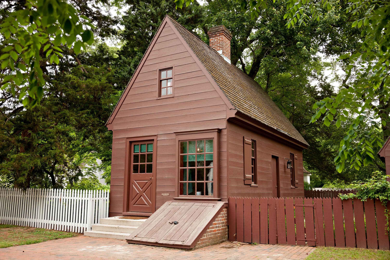 The Isham Goddin House