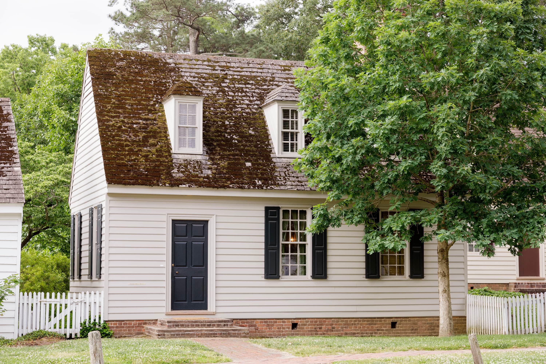 The Richard Crump House