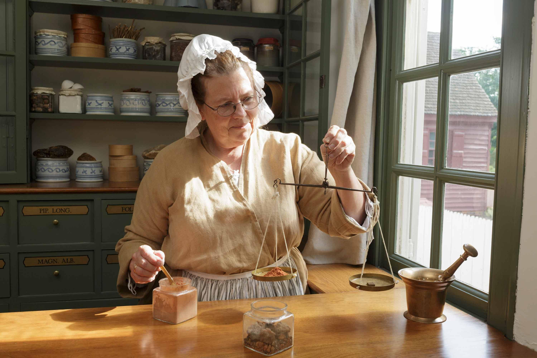 Compounding 18th-century Medicines