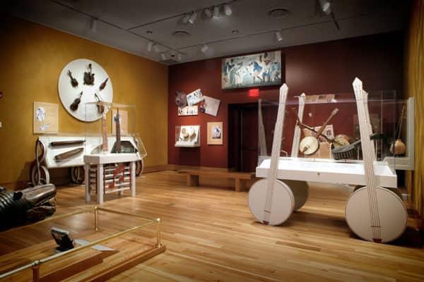 American Folk Instruments