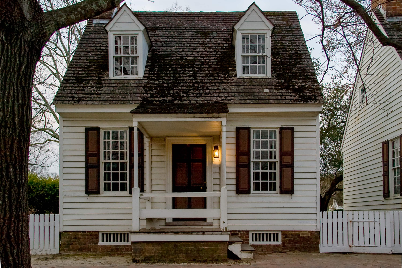 The Orlando Jones House